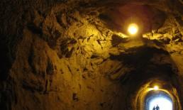 隧道施工人员定位